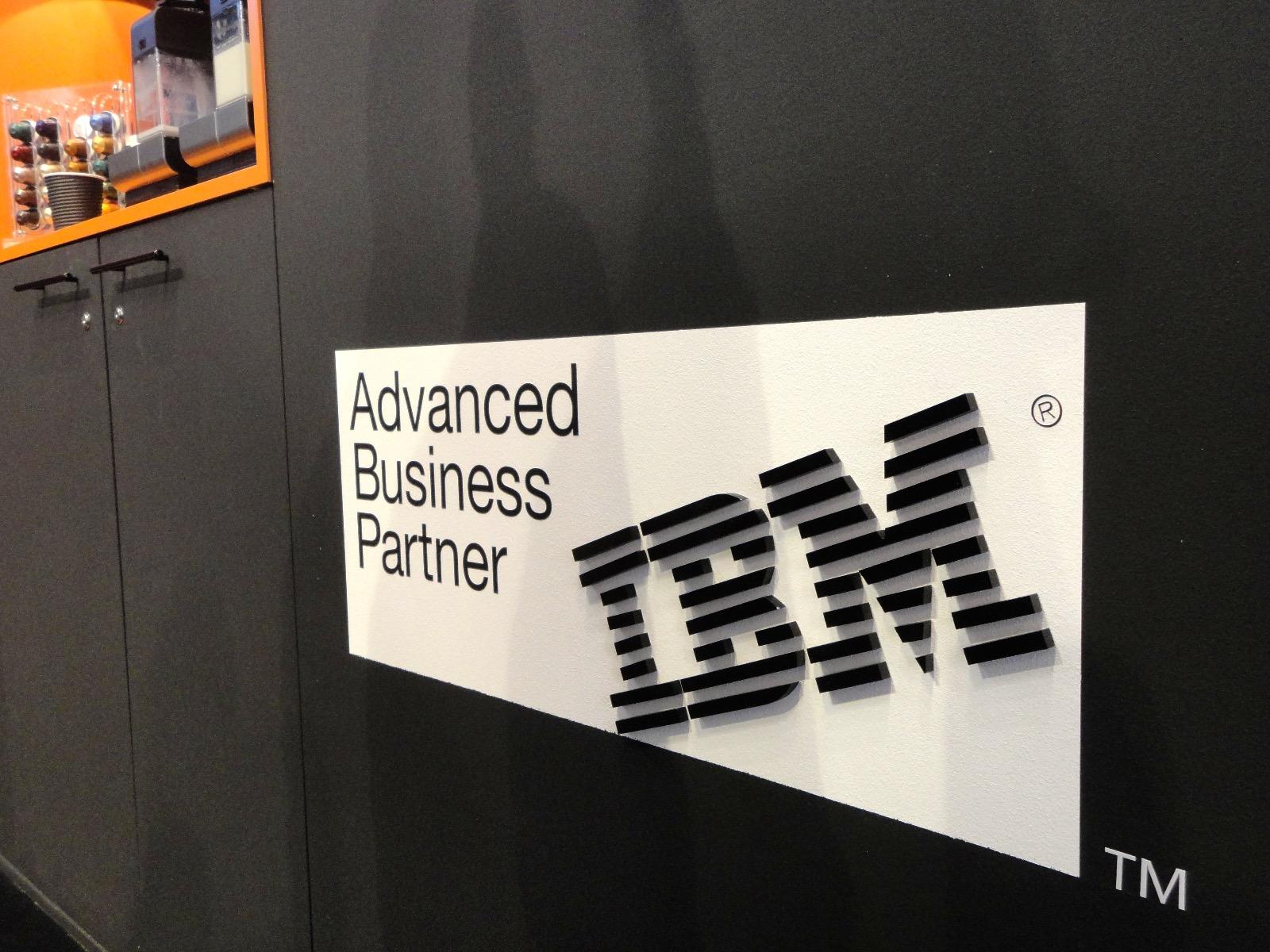 Internet World Messe 2015 IBM