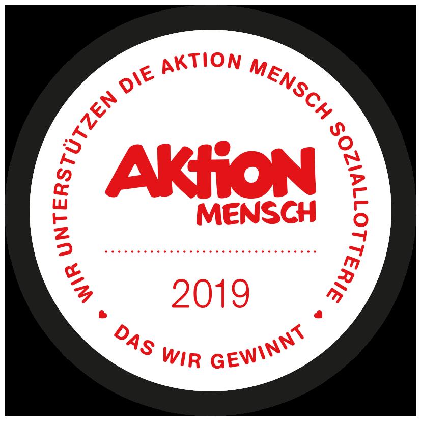 Aktion Mensch Siegel 2019