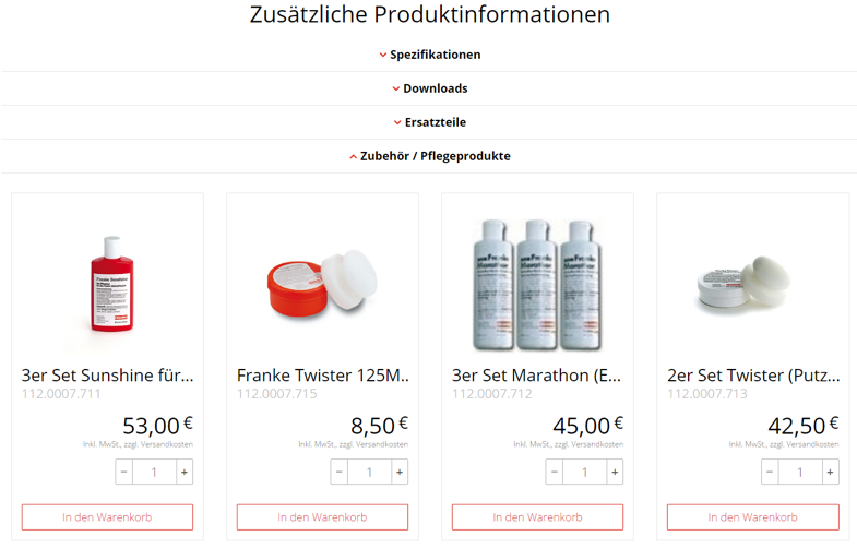 Business Logic 7 Produktinformationen