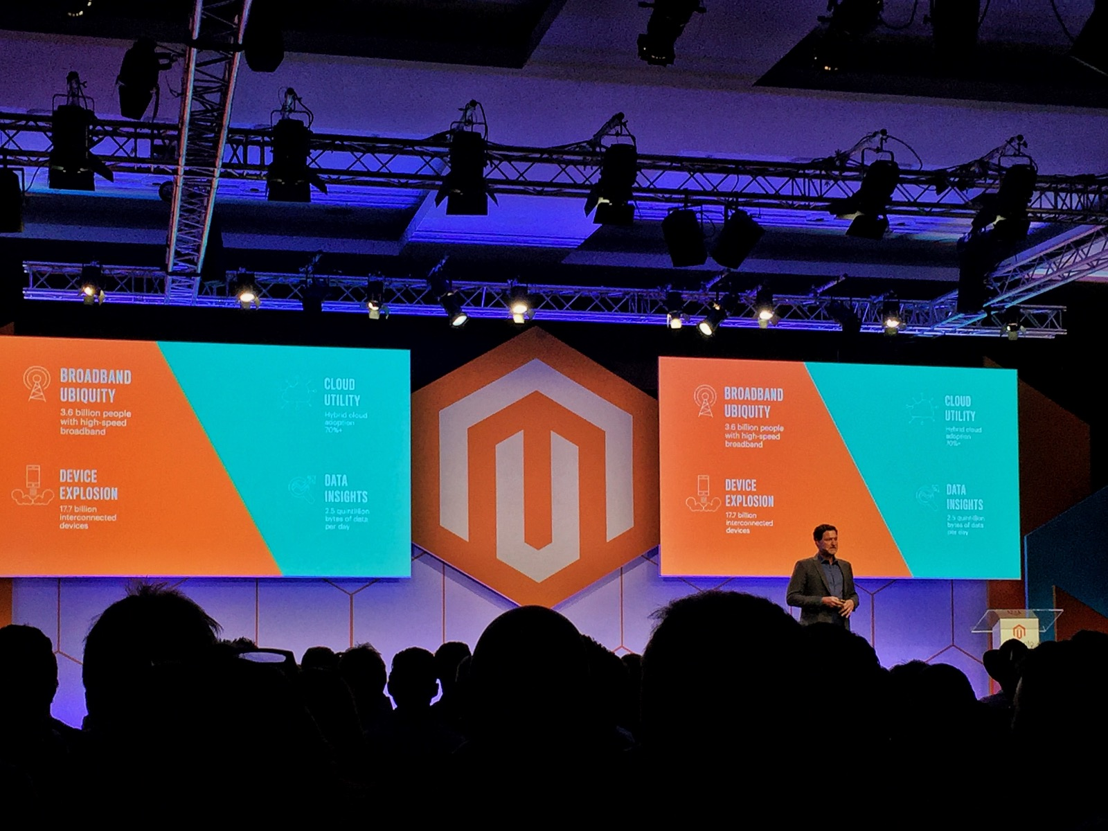 Magento Live UK 2017 Mark Lavelle