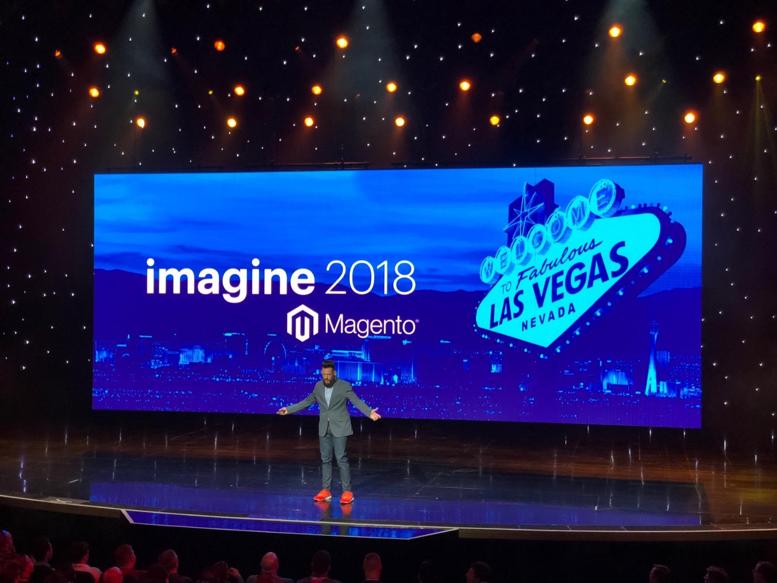 Magento IMAGINE 2018