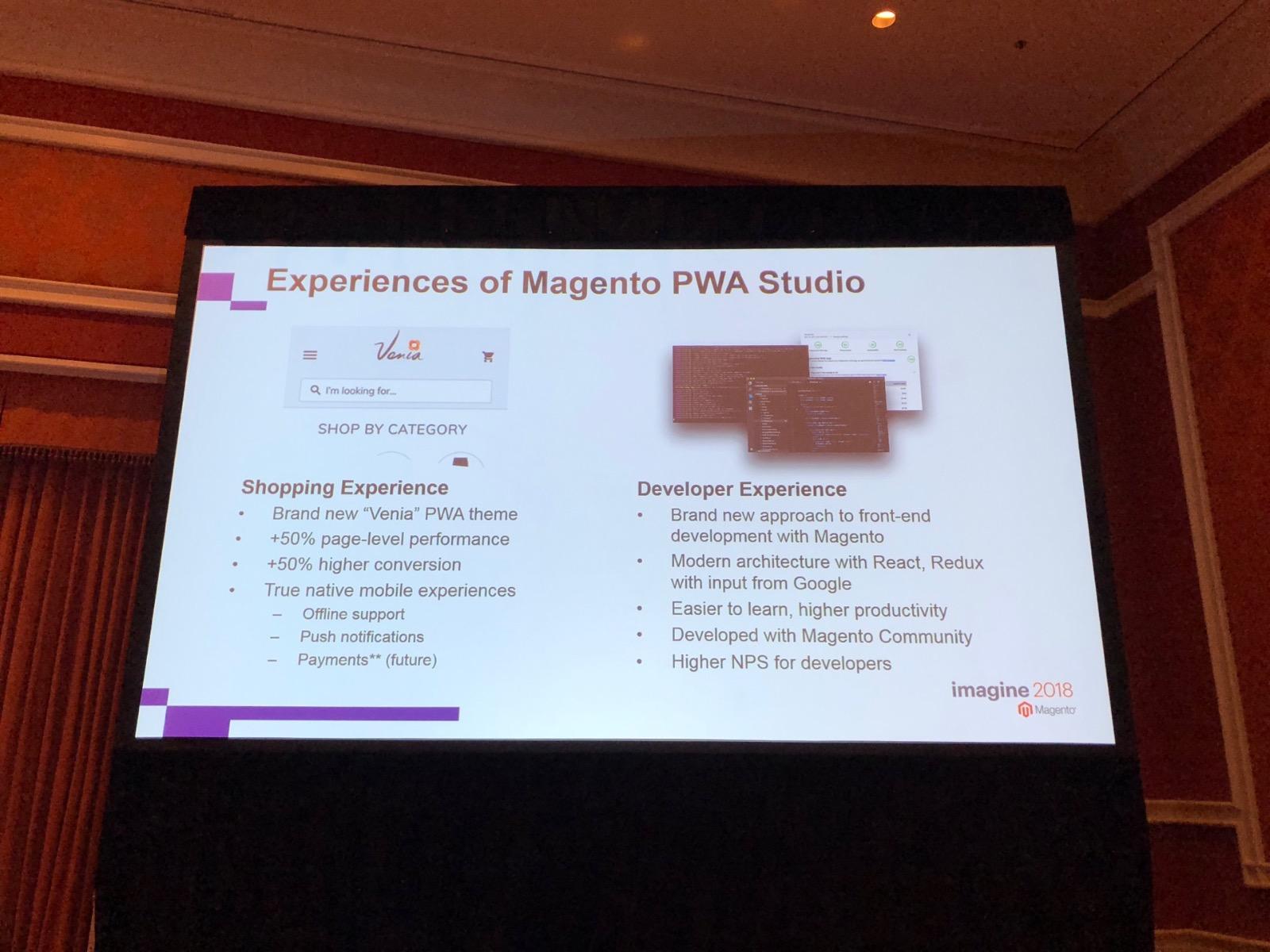 Magento Progressive Web App Studio