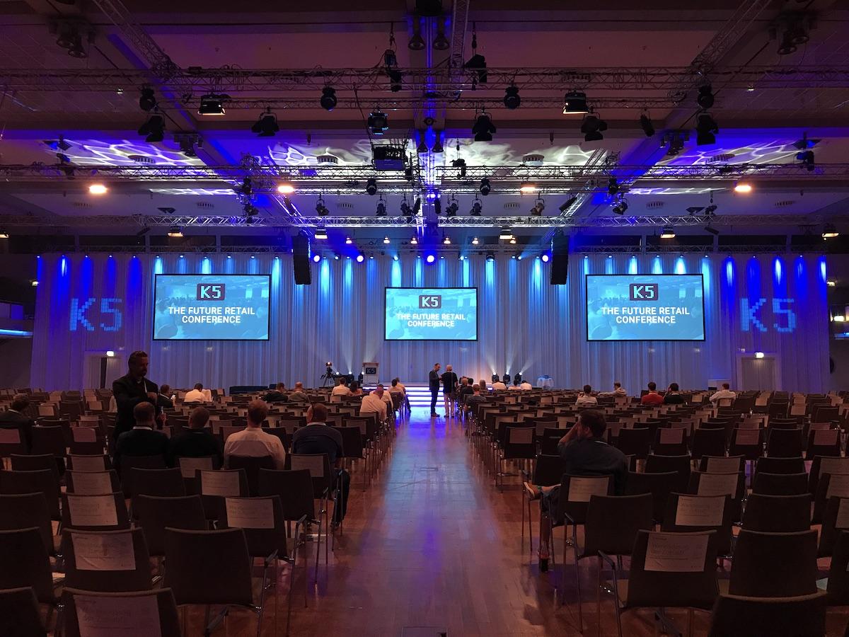 K5 Future Retail Conference
