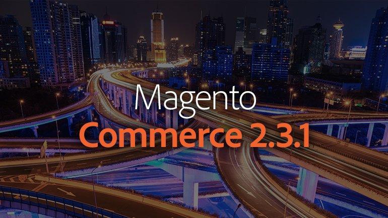 Magento 2.3.1